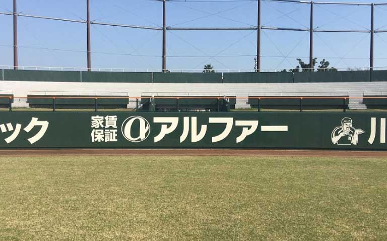 鹿児島/鹿児島県立鴨池野球場